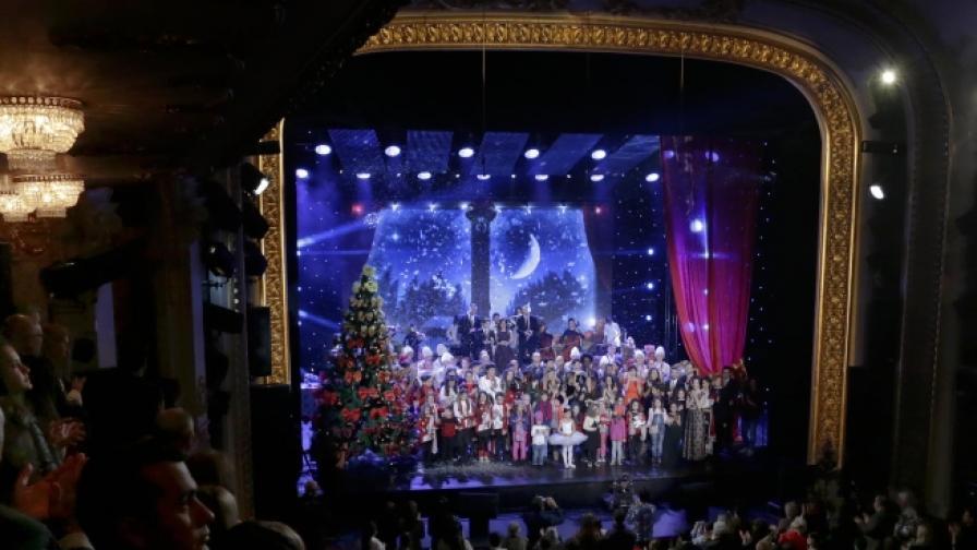 """Тази вечер е 16-ото издание на """"Българската Коледа"""""""