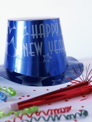 нова година парти