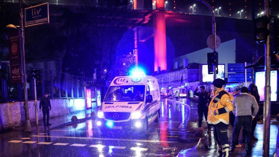 Ранената българка в Истанбул остава в критично състояние