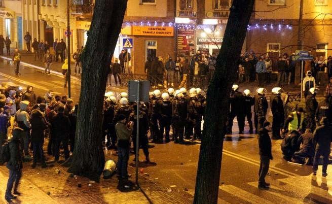 Убийство разбуни полски град, арестувани са чужденци
