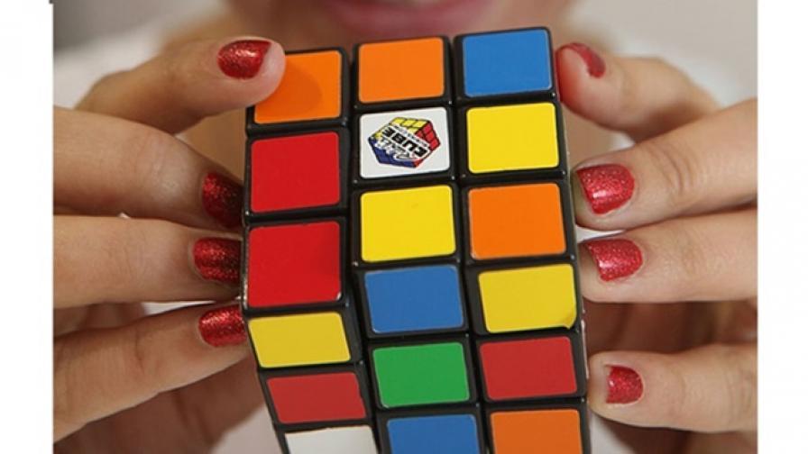 Кратката история на кубчето на Рубик