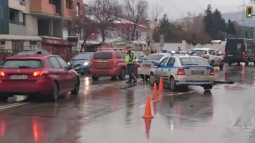 Убиха млада пешеходка в София
