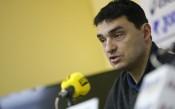 Владо Николов: Подкрепата на феновете дава криле на волейболистите
