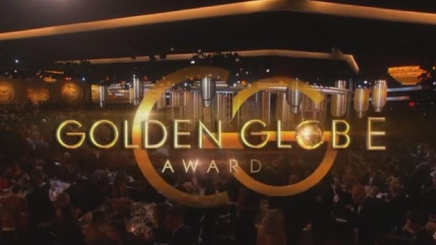 """Обявиха номинациите за наградите """"Златен глобус"""""""