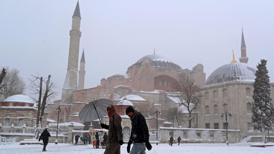Колко зле е положението в Турция