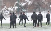 Първа тренировка на Славия за 2017 г.<strong> източник: LAP.bg</strong>