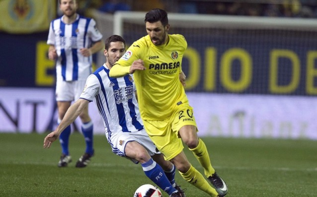 Виляреал - Реал Сосиедад<strong> източник: БГНЕС</strong>