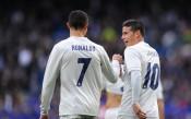 Роналдо убеждава Хамес да остане