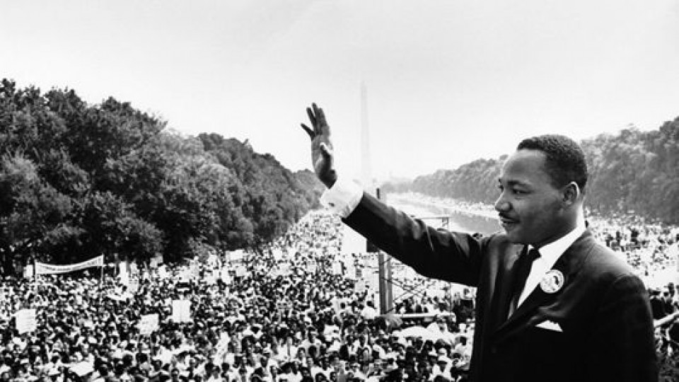 """""""Имам една мечта..."""" - 89 години от рождението на Мартин Лутър Кинг"""