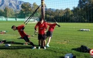 От ЦСКА обявиха началните часове на контролите в Испания