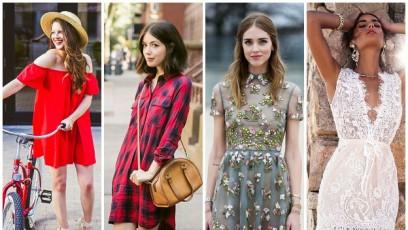 10 рокли, които всяка жена трябва да има в гардероба си