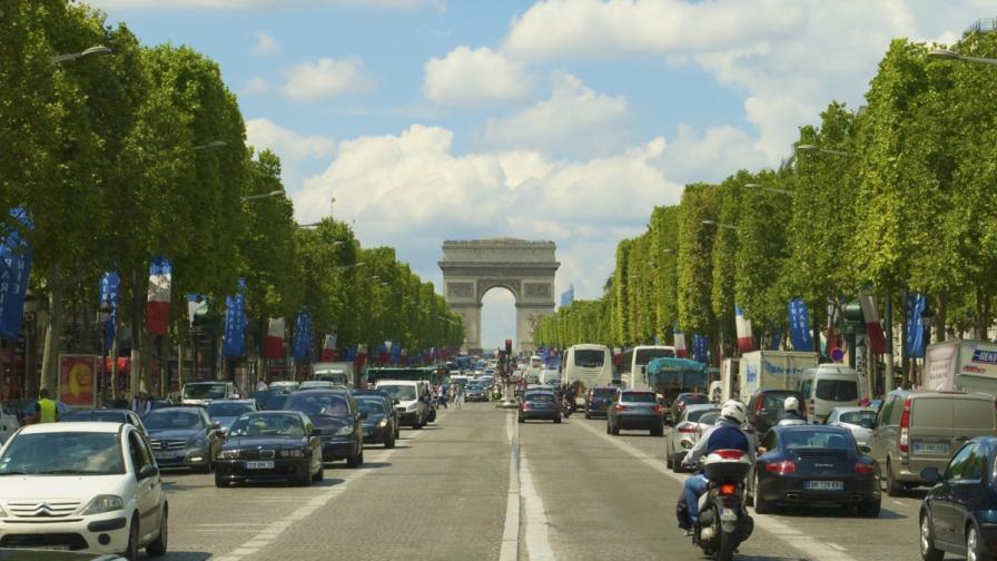 Париж забранява старите коли, Осло – дизеловите