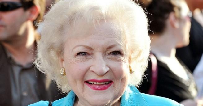 Бети Уайт е любимата баба на Америка! Ветеранка в шоубизнеса,
