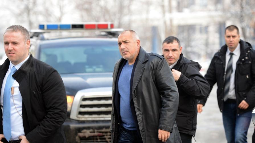 Борисов: Моята съвест е 100% чиста