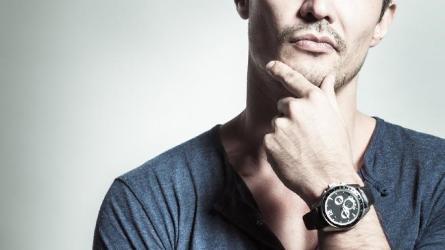 Защо мъжете трябва да носят часовници