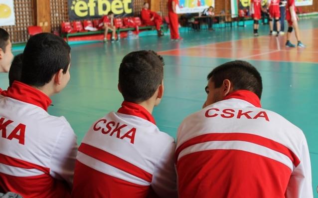 ВК ЦСКА източник: cska.bg