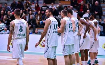 Берое завърши редовния сезон в Балканската лига на първо място