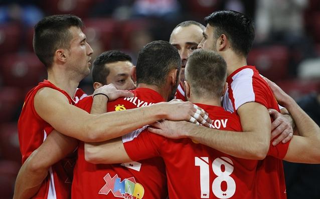 ВК ЦСКА<strong> източник: Lap.bg, Илиан Телкеджиев</strong>