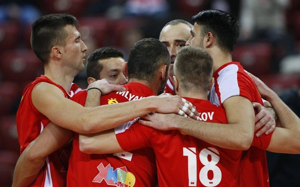 Българска агитка ще подкрепя ЦСКА в Швейцария