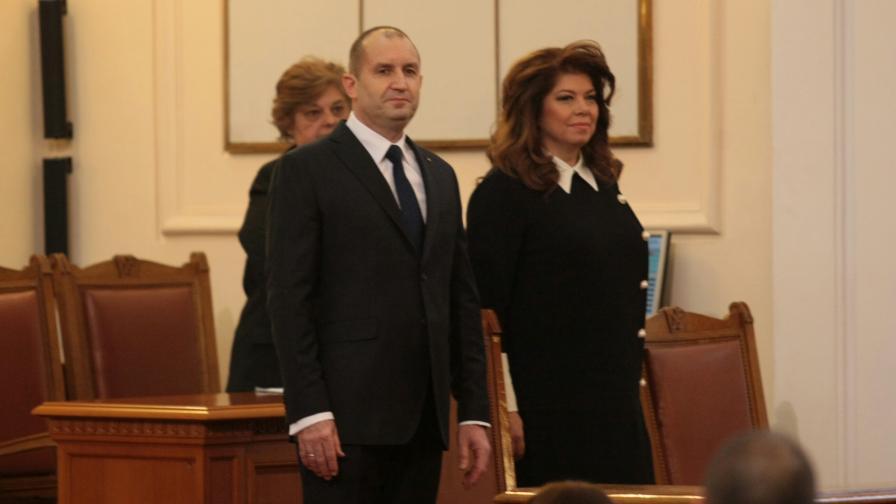 Обиди ли Радев българите или си изпусна нервите