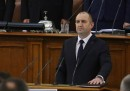 Избраният за президент Румен Радев положи на 19 януари клетва пред Народното събрание