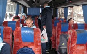 Дунав се насочи към Турция през Букурещ