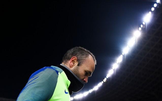 Капитанът на Барселона Андрес Иниеста вярва, че Луис Енрике ще