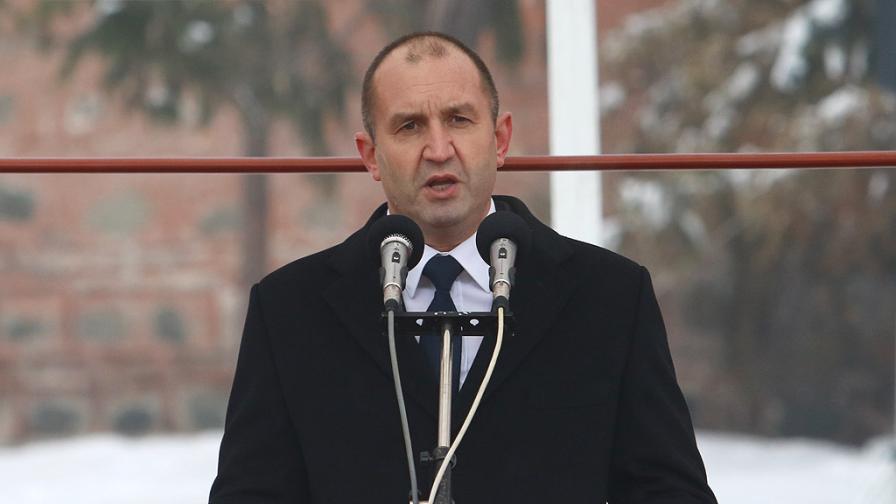 Румен Радев доказва, че не е Путински човек