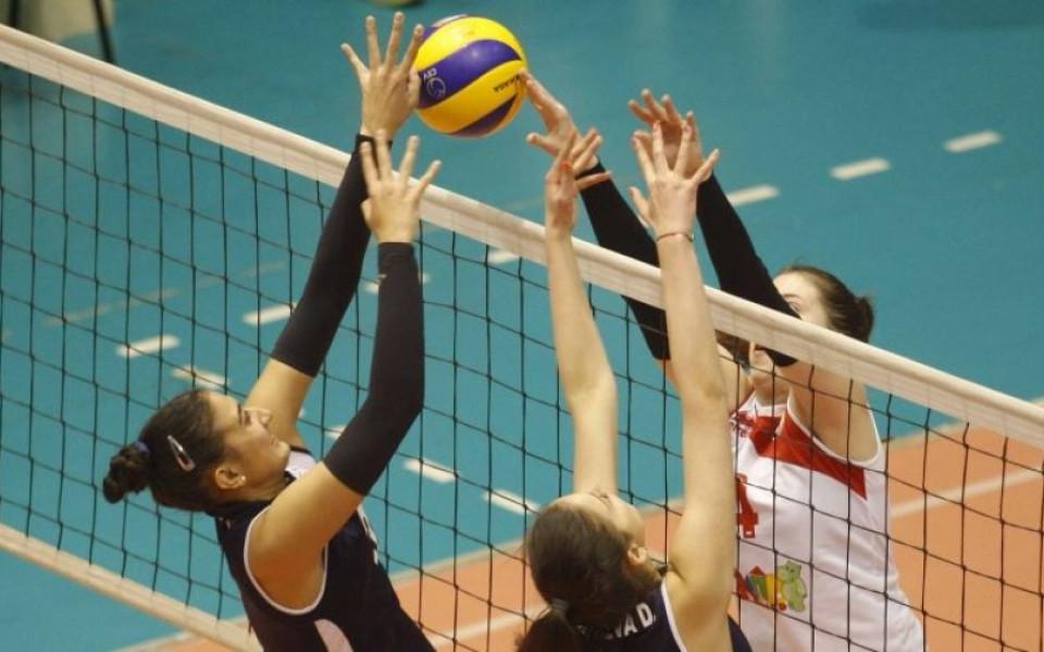 Промени в женското волейболно първенство