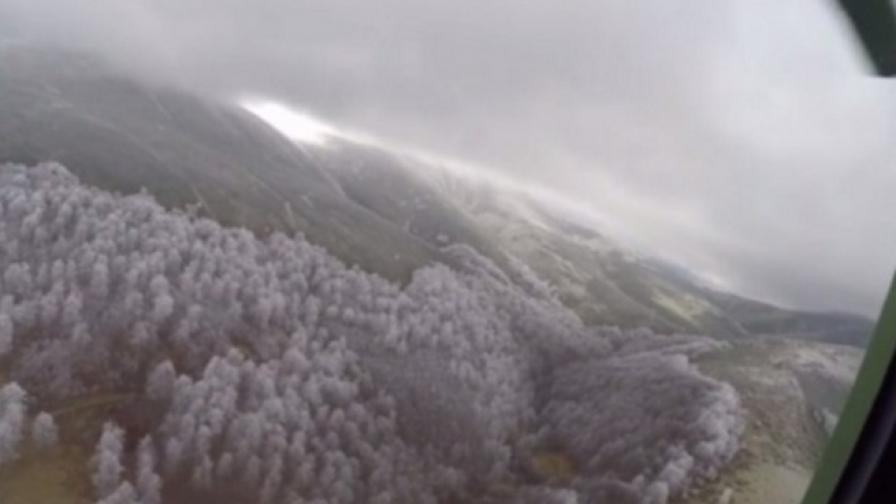 Мъгли и облаци, чака ни затопляне