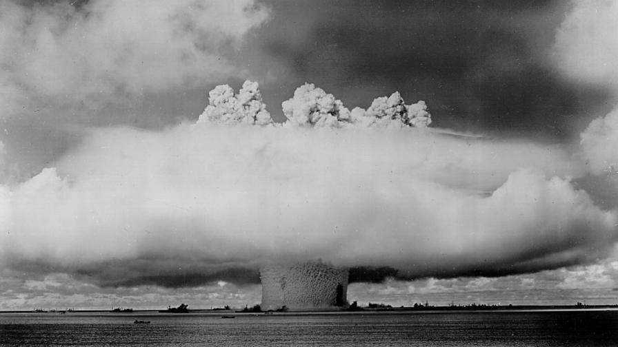 Ядрен взрив на атола Бикини