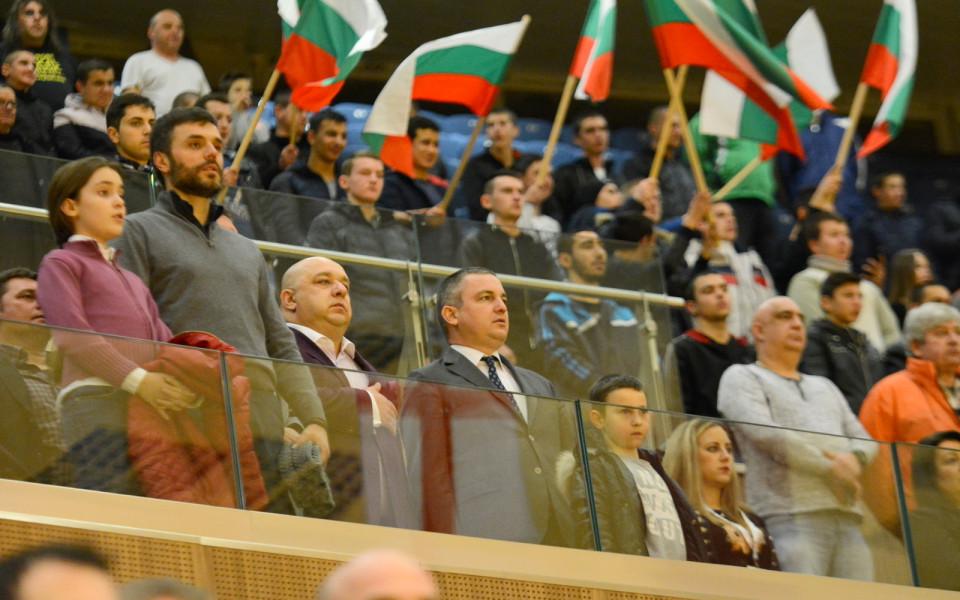 Крах: България - Албания 1:7