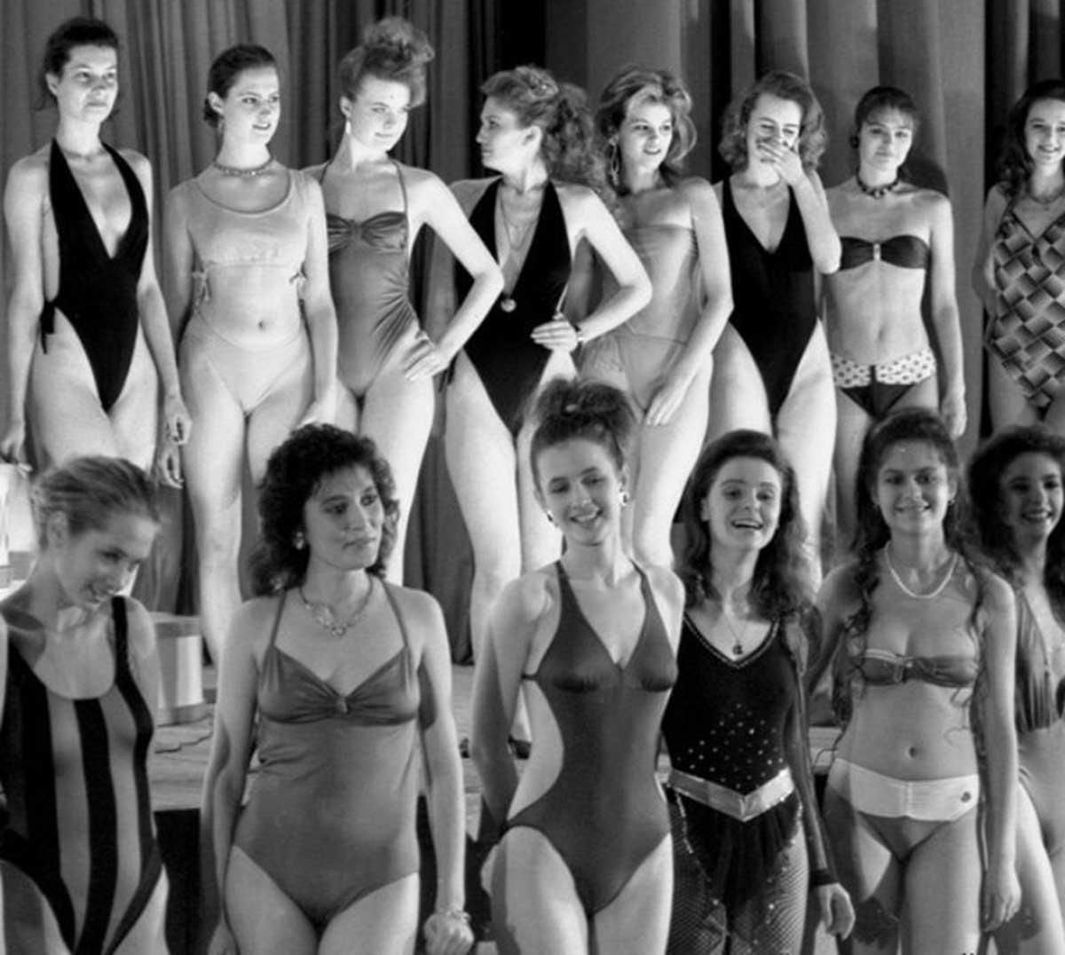 Конкурсите за красота са забранени в СССР от 1959 г. до 1988 г