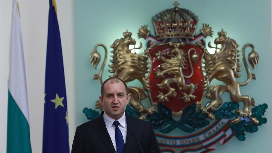 Президентът Радев наложи вето на Закона за концесиите