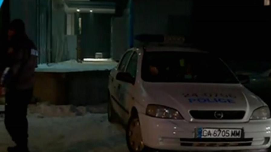 Задигнаха парите от инкасо автомобил в София