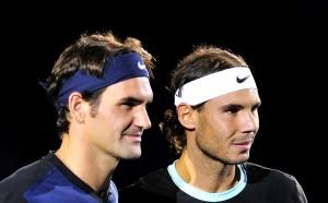 Най-великото съперничество в тениса: Надал - Федерер