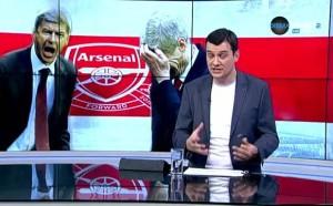 Защо Арсенал спука гуми у дома срещу Уотфорд?