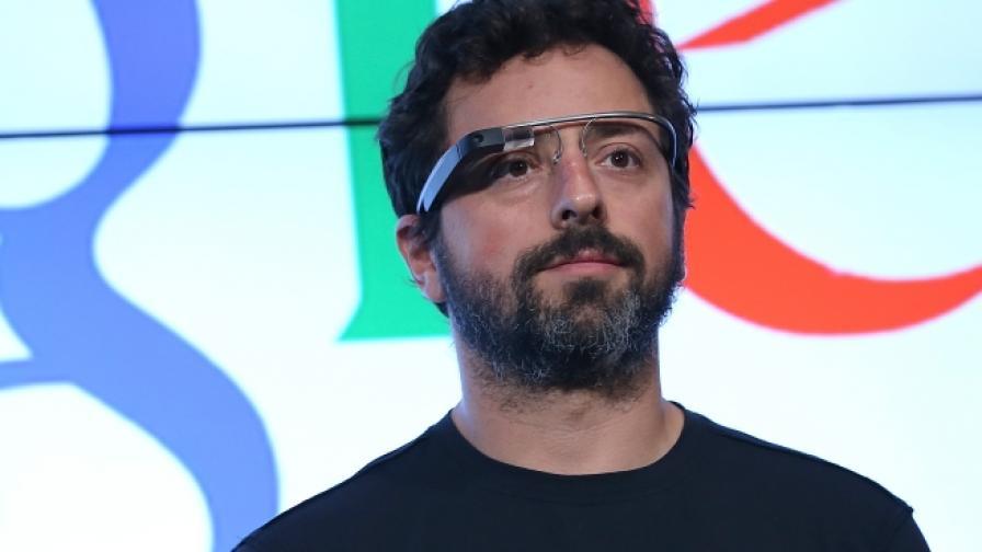 Сергей Брин, съосновател на Google