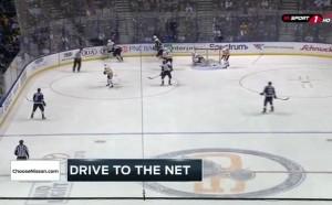 Сидни Кросби с наказателна акция срещу Сейнт Луис в НХЛ