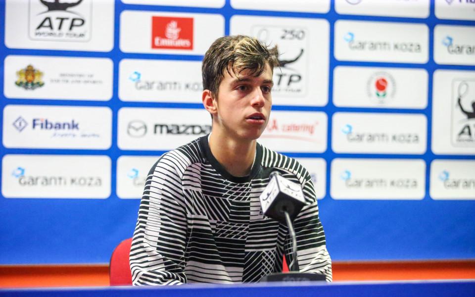 Младокът Андреев: Тежка, но очаквана загуба