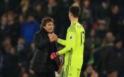 "Челси слага клауза ""анти-Реал"" в новия договор на Куртоа"