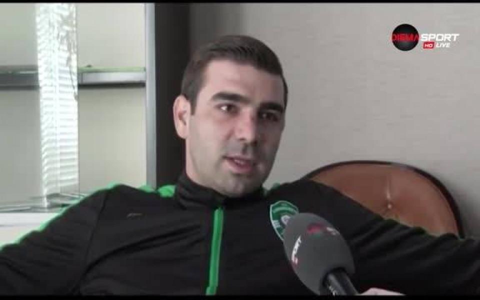 Владо Стоянов благодари на лекарите в Румъния