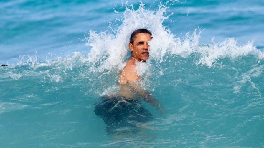 Архив: Барак Обама на Хаваите