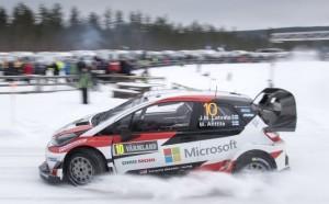 Латвала спечели рали Швеция
