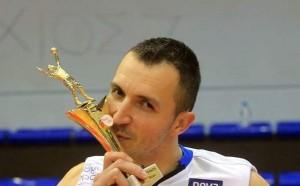 Фойникас и Боян Йорданов биха Ираклис в шампионата на Гърция по волейбол
