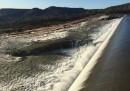 Овладяха преливащия язовир в САЩ, край на евакуацията