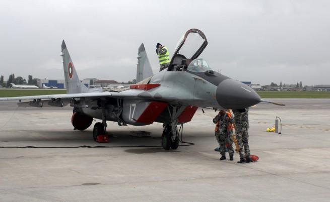България планира да сключи договор за ремонт на МиГ-овете си в Русия