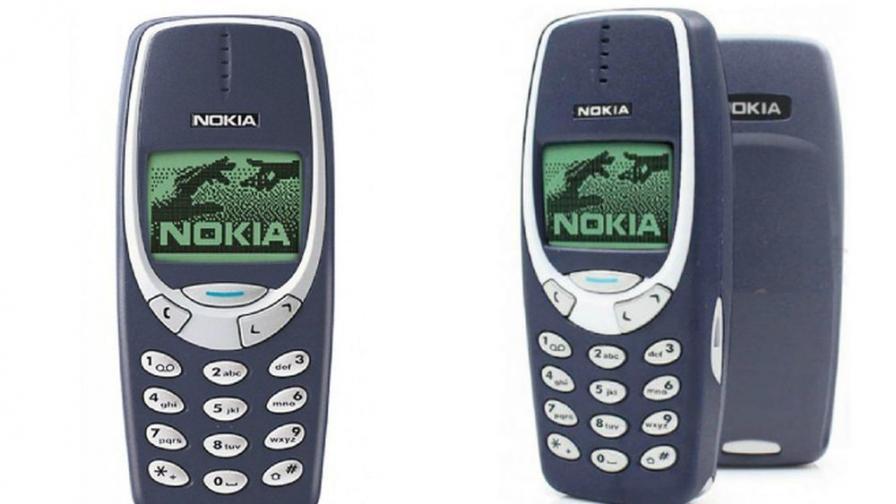 Легендата се завръща - Nokia 3310