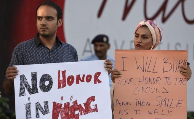 Световният срам - кървавите убийства на честта