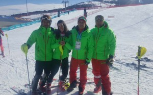 Лия Манчева седма в бордъркроса на Олимпийския младежки фестивал в  Ерзурум